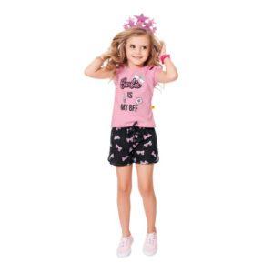Conjunto Barbie</br> Is My Bff Fakini