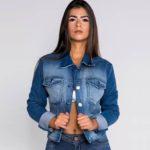 Jaqueta Blue </br> Jeans Lottus